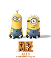 All about Despicable Me 2