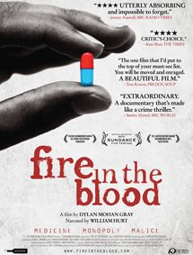 All about Fire in the Blood