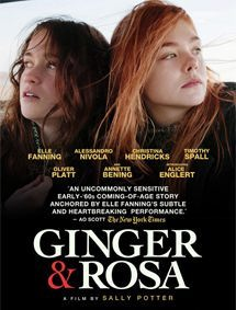 All about Ginger & Rosa