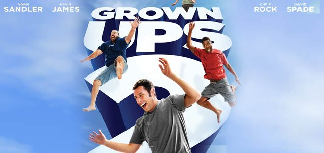 Grown Ups 2 Showtimes