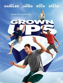 All about Grown Ups 2