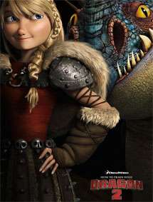 All about How to Train Your Dragon 2