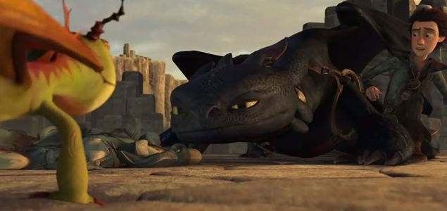 How to Train Your Dragon 2 Video