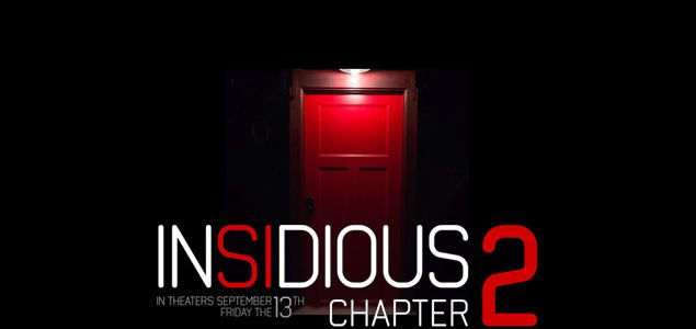 Insidious Chapter 2 Showtimes