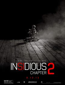 All about Insidious Chapter 2