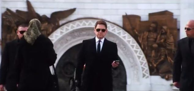 Jack Ryan: Shadow Recruit Video