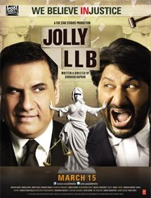 All about Jolly LLB