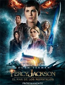 All about Percy Jackson: Sea of Monsters