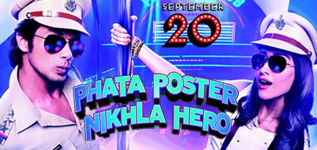 Phata Poster Nikla Hero Showtimes