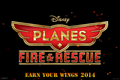 Planes: Fire & Rescue Wallpaper