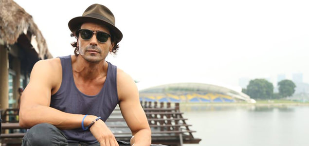 Arjun Rampal as 'Kabir'