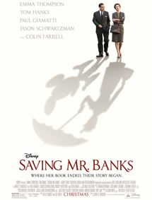 All about Saving Mr. Banks