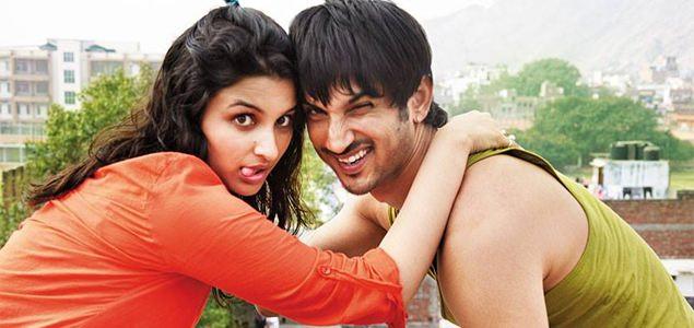 Shuddh Desi Romance Showtimes