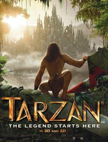 All about Tarzan