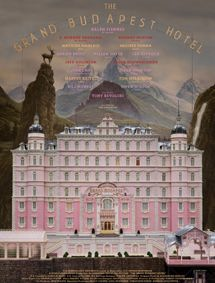 All about The Grand Budapest Hotel