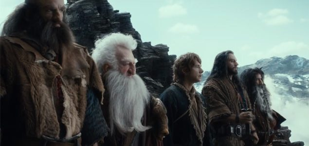 The Hobbit: The Desolation of Smaug Video