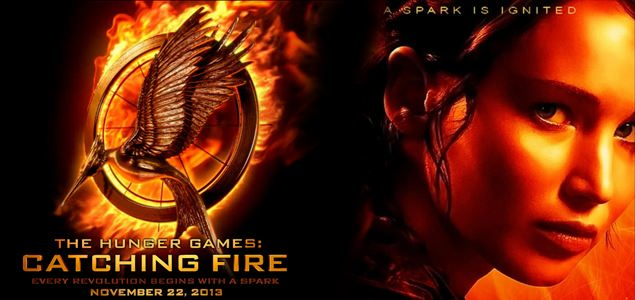 The Hunger Games: Catching Fire Showtimes