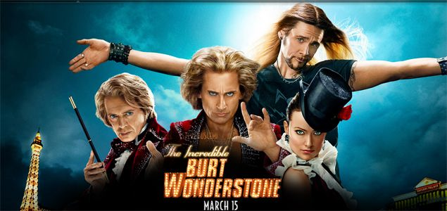 The Incredible Burt Wonderstone Showtimes
