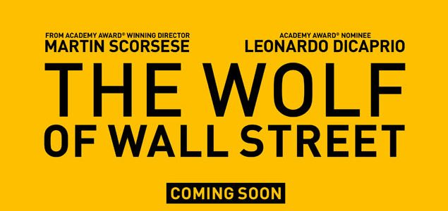 The Wolf Of Wall Street Showtimes