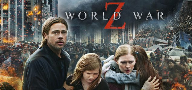 World War Z Showtimes