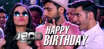 Happy B'day - Song Promo - ABCD 2