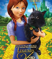 Legends of Oz: Dorothy's Return Movie Wallpapers