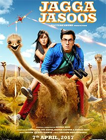 Jagga Jasoos Movie Wallpapers