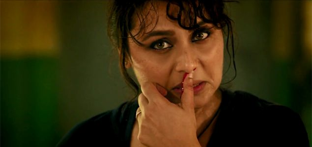 Mardaani Video
