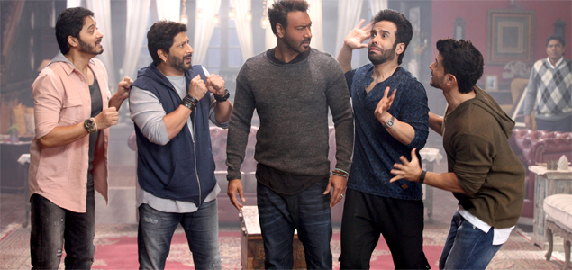 Golmaal Again - Pictures