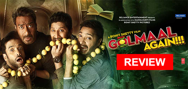 Golmaal Again Review