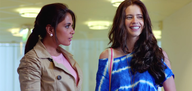 Richa Chadha and Kalki Koechlin in 'Jia Aur Jia' - Song Promo