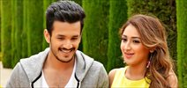 Akhil last song begins today