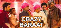 Crazy Baraat Song Promo  - Baa...