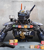 Chappie Movie Pictures