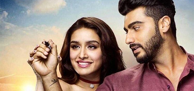 Arjun Kapoor & Shraddha Kapoor in 'Half Girlfriend' - Pictures