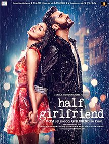Half Girlfiriend Movie Pictures