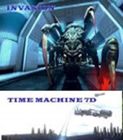 All about Invasion + Time Machine