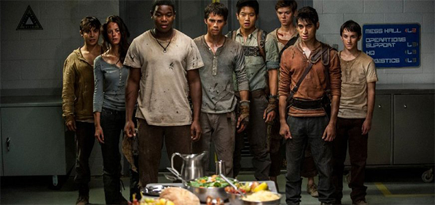 Maze Runner: The Scorch Trials  - Trailer #1