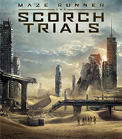 Maze Runner: The Scorch Trials Movie Wallpapers