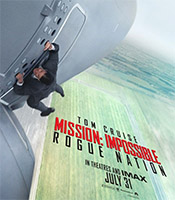 All about Mission: Impossible - Rogue Nation