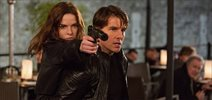 A sixth 'Mission Impossible' is already in development with Tom Cruise