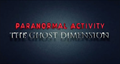 Paranormal Activity: Ghost Dimension Picture