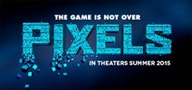 International Trailer - Pixels