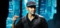 Look Test for Mahesh Babu