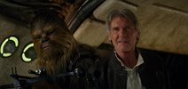 Harrison Ford is all praise for his 'Star Wars: The Force Awakens' director J.J. Abrams