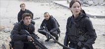 'Mockingjay - Part 2' ends Bond's three-week streak atop British box office with $16.5 mn