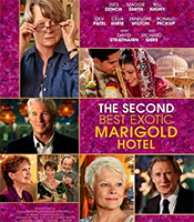 The Second Best Exotic Marigold Hotel Movie Wallpapers