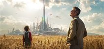 'Tomorrowland' tops US box office on its first weekend despite a weak start