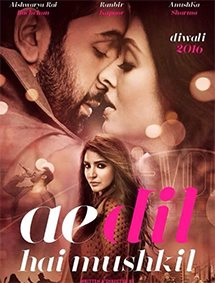 Ae Dil Hai Mushkil Movie Wallpapers