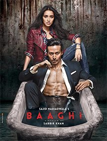 Baaghi  Movie Wallpapers